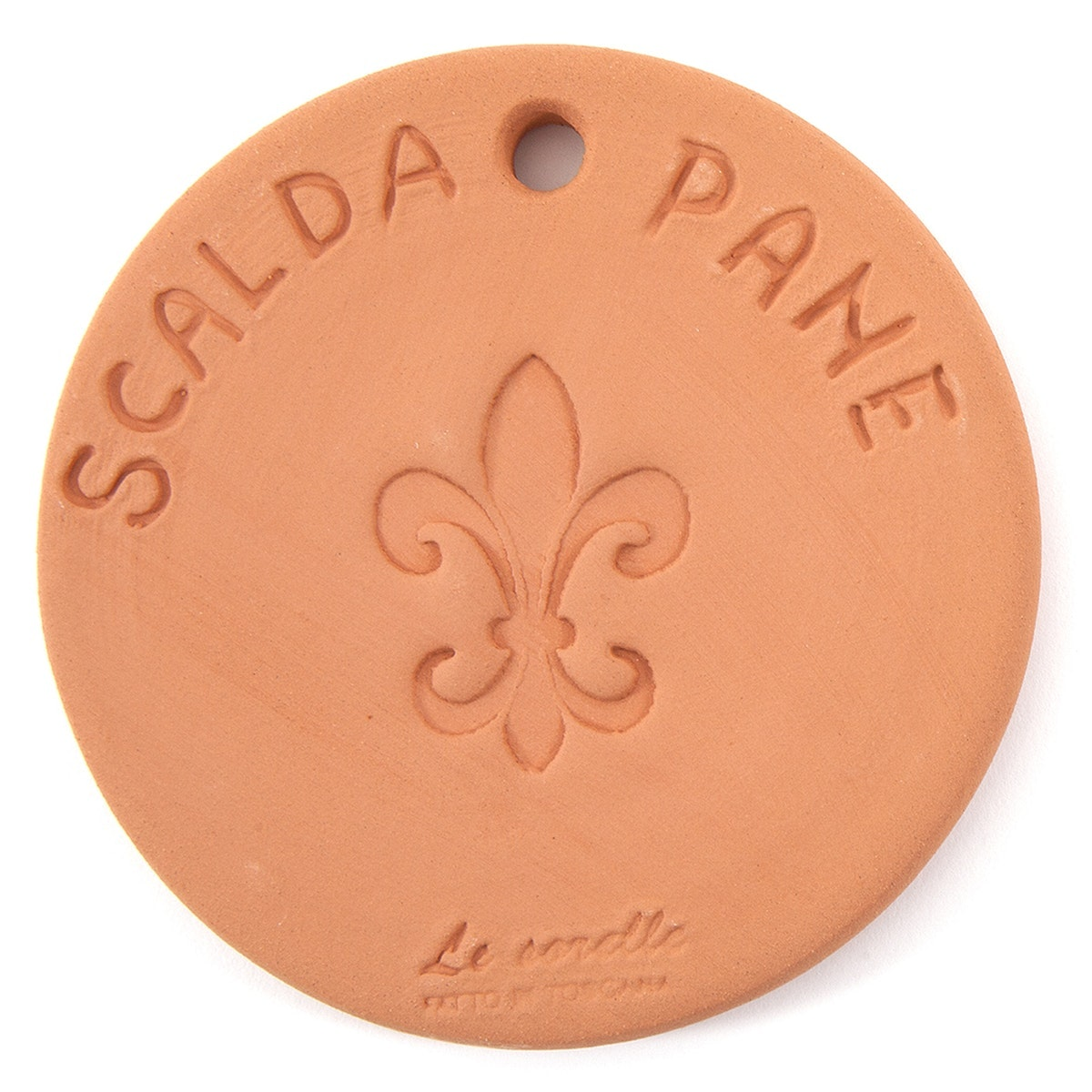 Terracotta Scaldapane