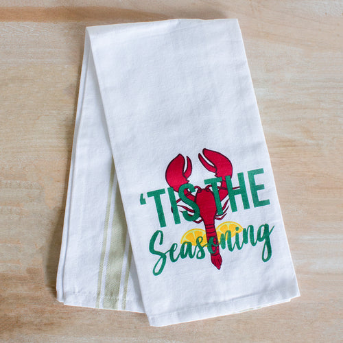 Tis the Seasoning Hand Towel