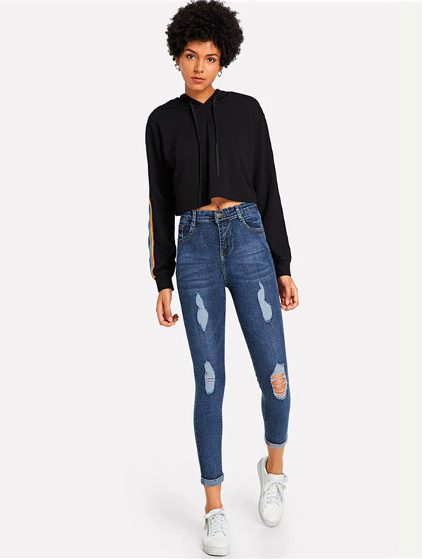 Appletini Ankle Jeans