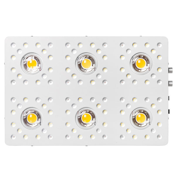 Optic 6 Gen4 570w Dimmable COB LED Grow Light