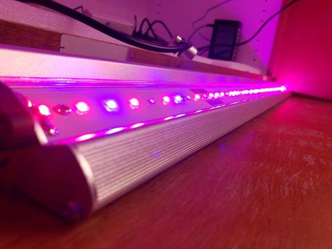 Slim 100 Bloom Enhancer - 100 watt Dimmable LED Grow Light (UV / IR)