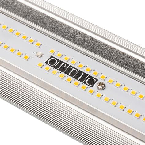 Slim 100 Dimmable LED Grow Light (120 Degree) 3500k