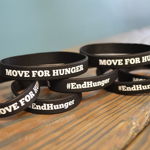 #FightHunger Wristband Pack