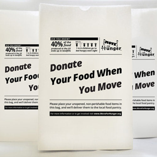 Food Collection Bags - member