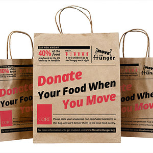 Multi-Family Food Collection Bags - member