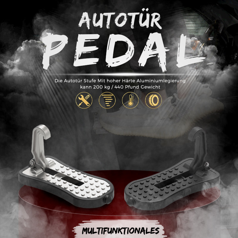 50% off-Multifunktionales Autotür-Pedal