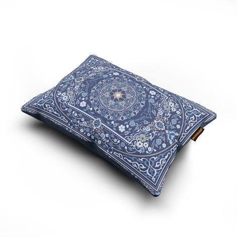 Cushion  Royal Blue 04