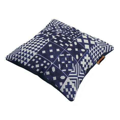 Cushion Royal Blue 01