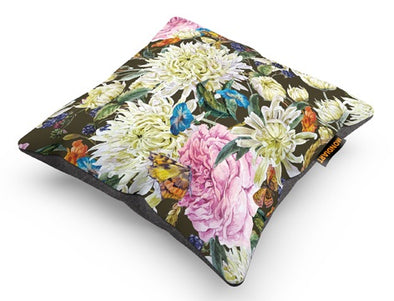 Cushion Butterfly meet Flower