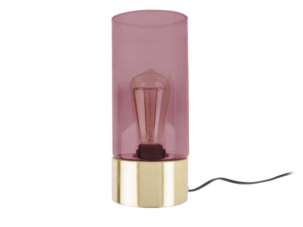 Table lamp LAX pink