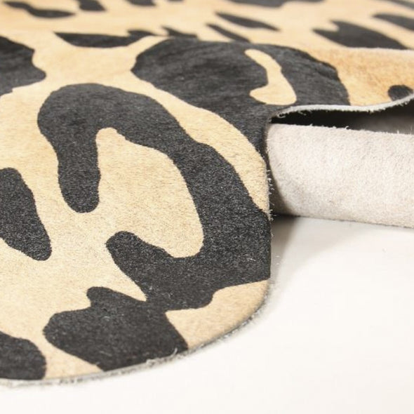 Vloerkleed Cow Jaguar print