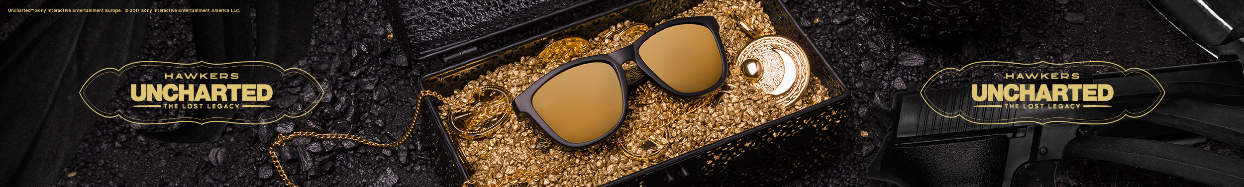Hawkers Uncharted collection Sunglasses