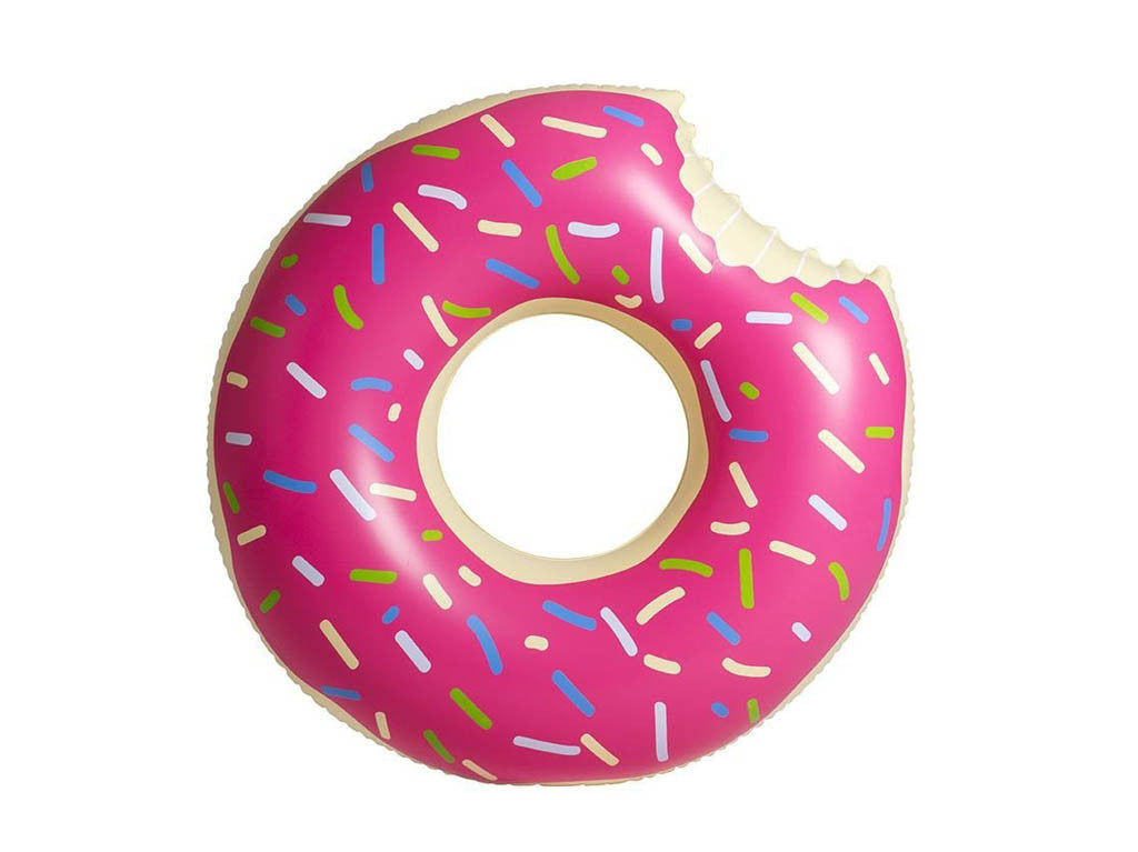 Floatie · Donut Strawberry
