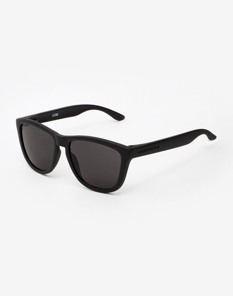 Gafas de sol Polarized Carbon Black Dark One vista lateral