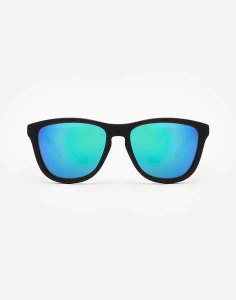 Gafas de sol Polarized Carbon Black Emerald One
