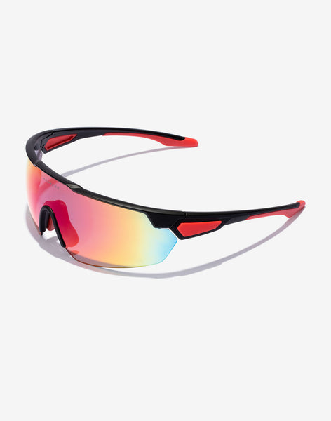 Gafas de sol Polarized Red Cycling vista lateral