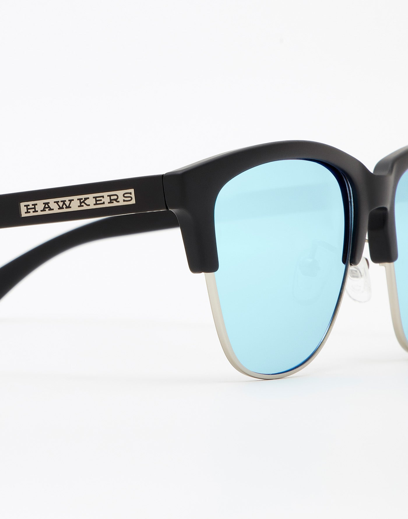Carbon Black · Clear Blue Classic