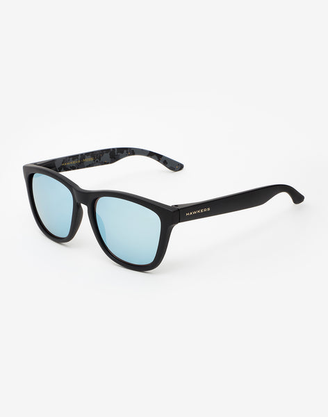 Gafas de sol Carbon Black Blue Chrome One
