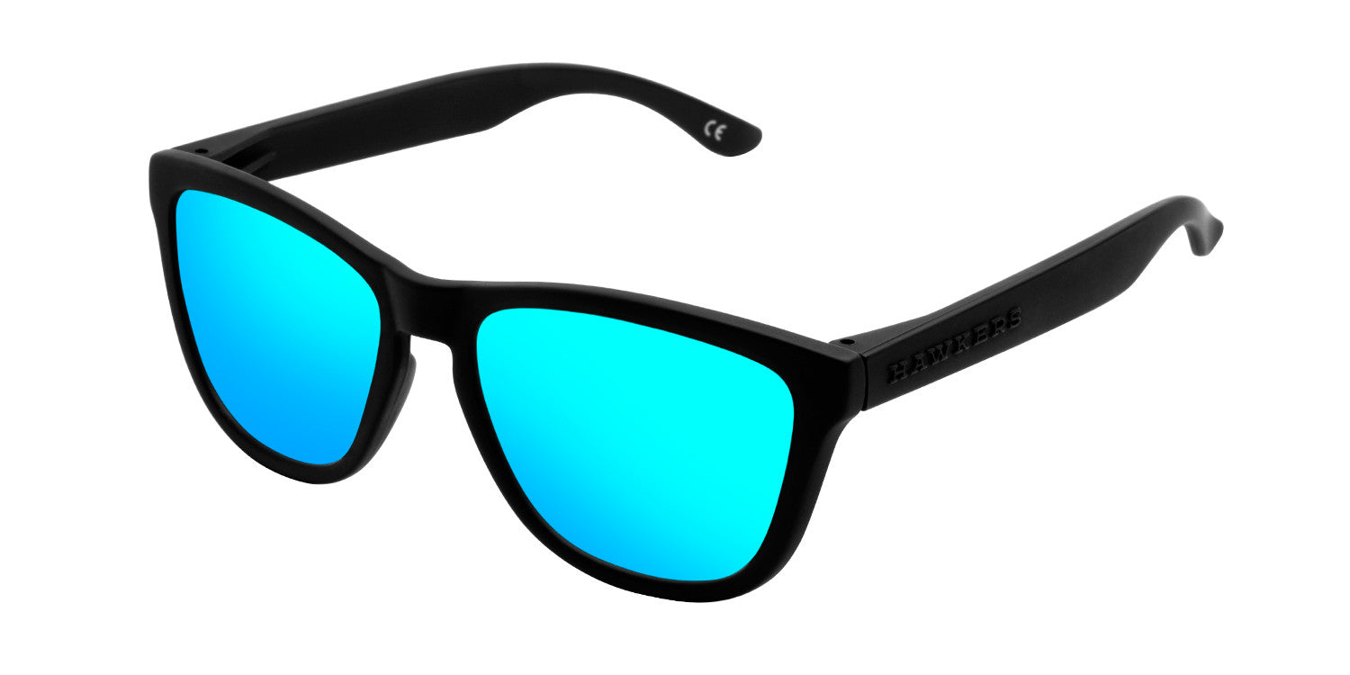 Carbon Black · Clear Blue One