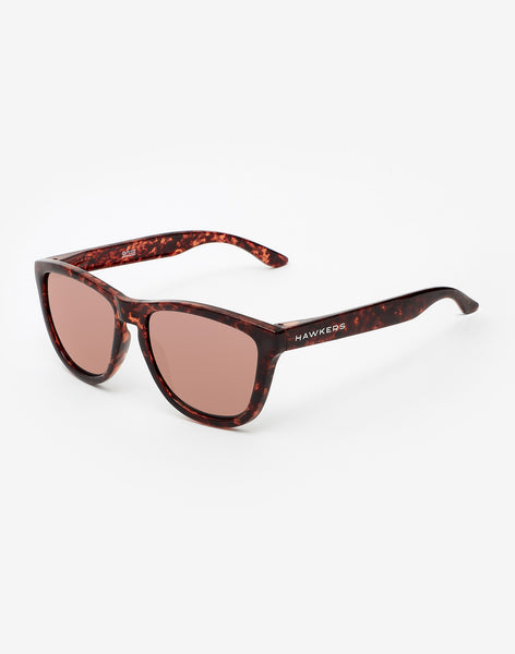 Gafas de sol Carey Rose Gold One vista lateral