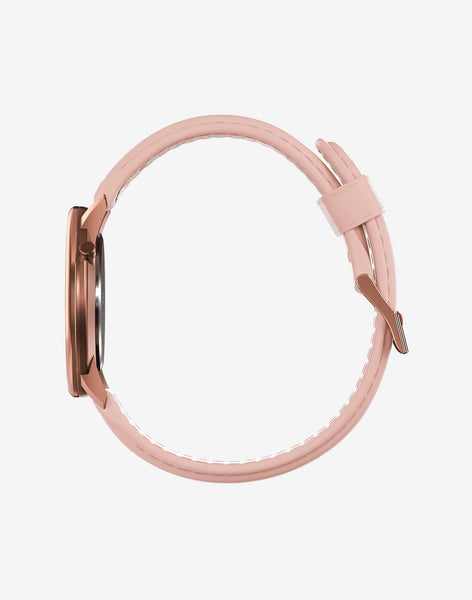 Reloj ROSE GOLD PEACH S vista lateral
