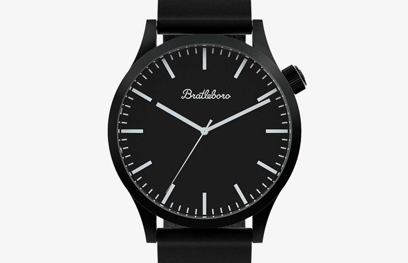 Ø 44mm · TOTAL BLACK