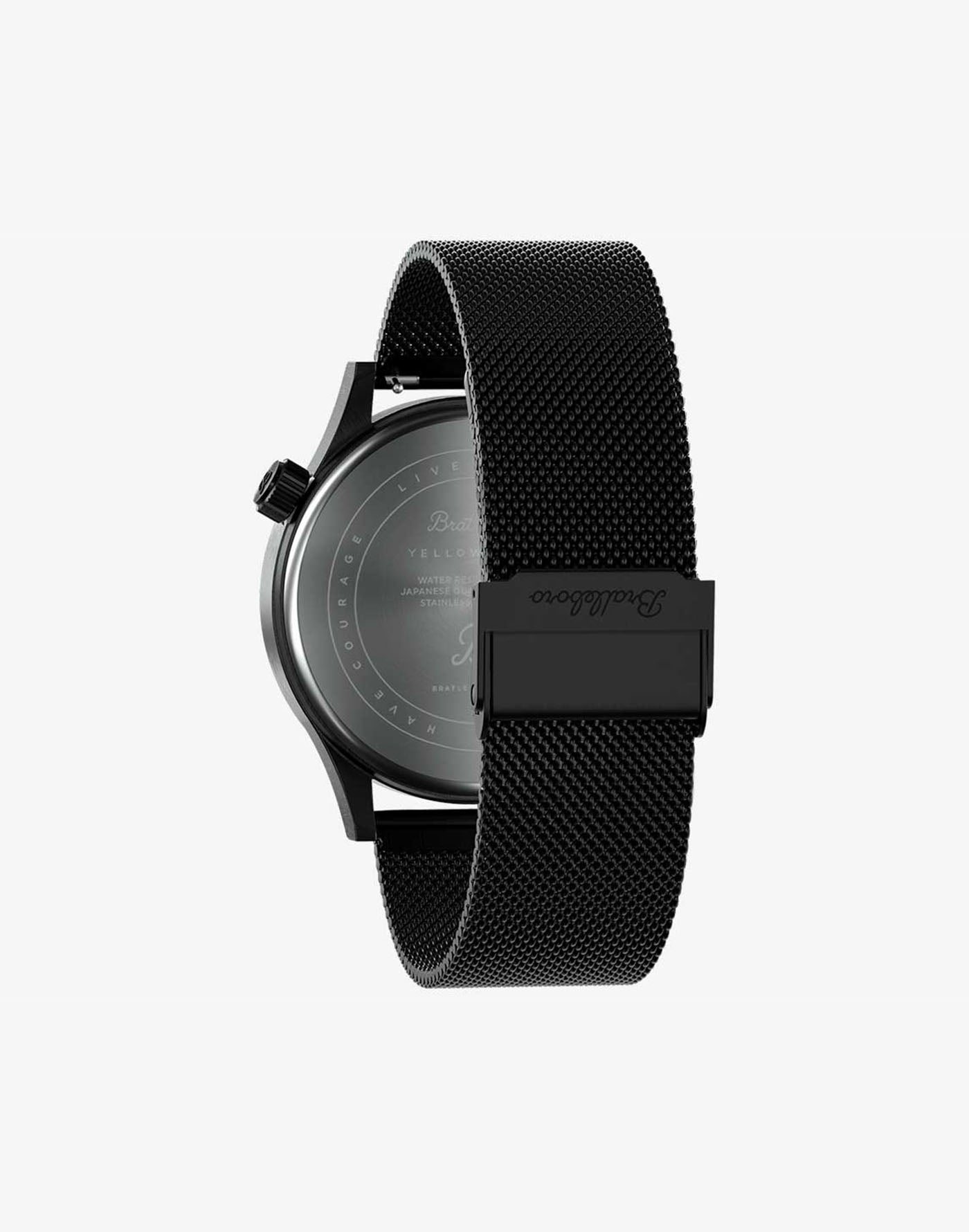 Ø 44mm · ALL BLACK
