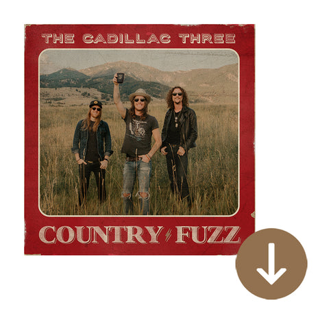 COUNTRY FUZZ DIGITAL ALBUM