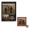 COUNTRY FUZZ POSTER + DIGITAL ALBUM
