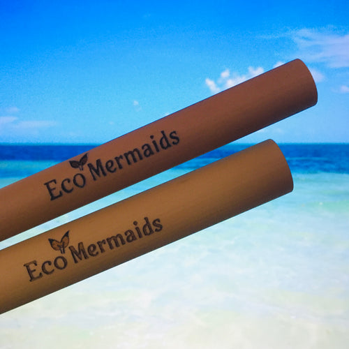 Bamboo Straws- Good for the Earth and good for YOU