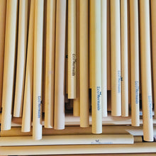 Load image into Gallery viewer, Bamboo Straws- Good for the Earth and good for YOU