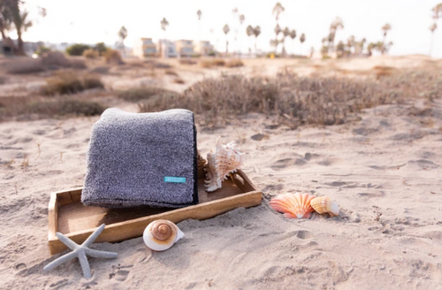 Buy this Eco-friendly Detox Towel- Good for the Earth and good for you!