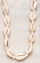 Load image into Gallery viewer, Natural Cowrie Jewelry
