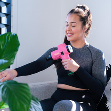 Load image into Gallery viewer, Hustle Gear Muscle Massage Gun