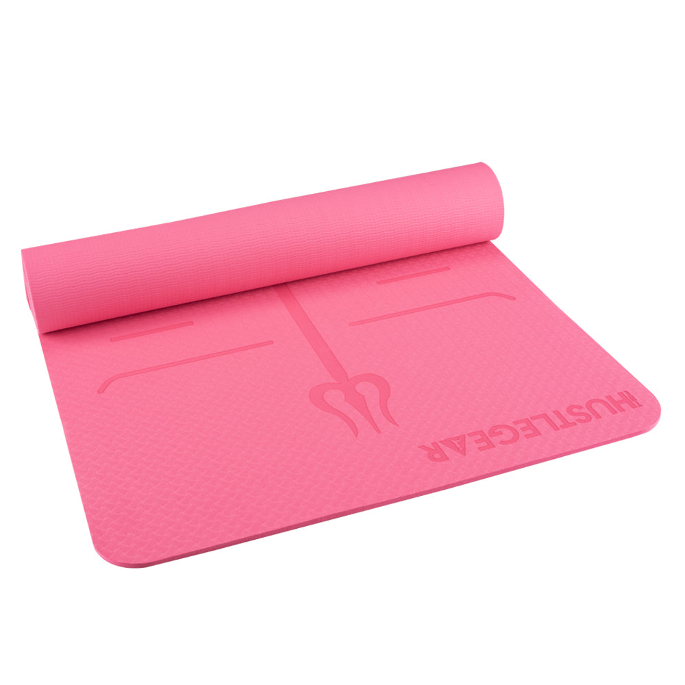 Fitness Yoga Mat -  Eco Friendly Material