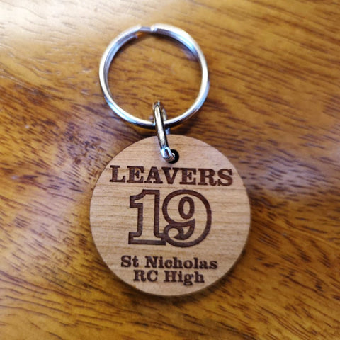 Leavers Keyrings