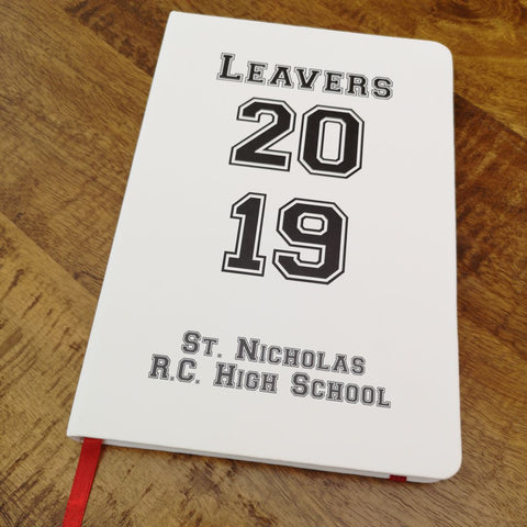 Personalised School Leavers Books