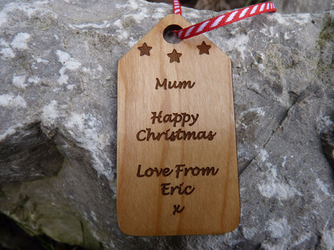 Personalised Christmas Eve Box : Large - Personalised Gifts