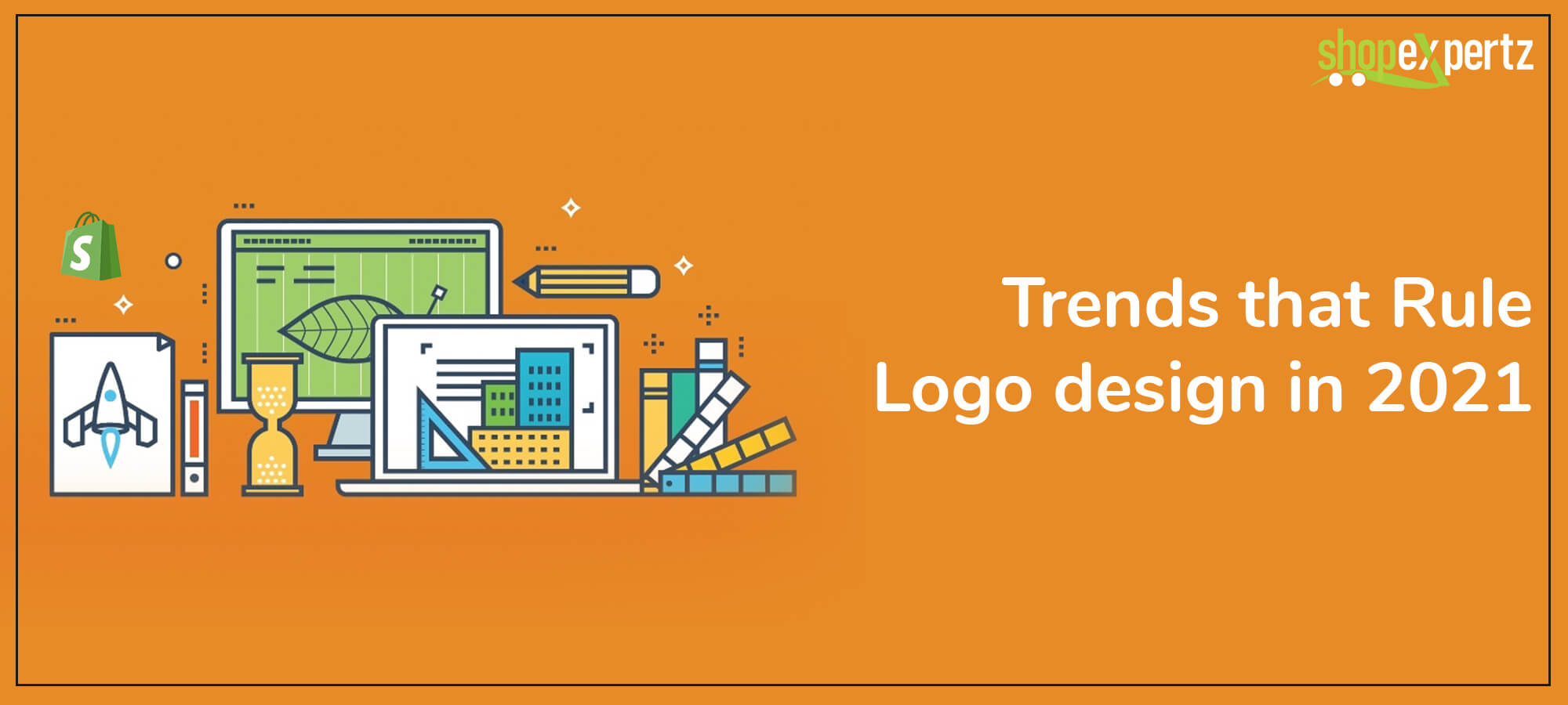 Trends that Rule Logo design in 2021