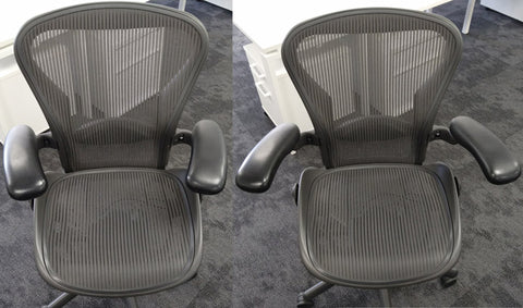 second hand office chairs London
