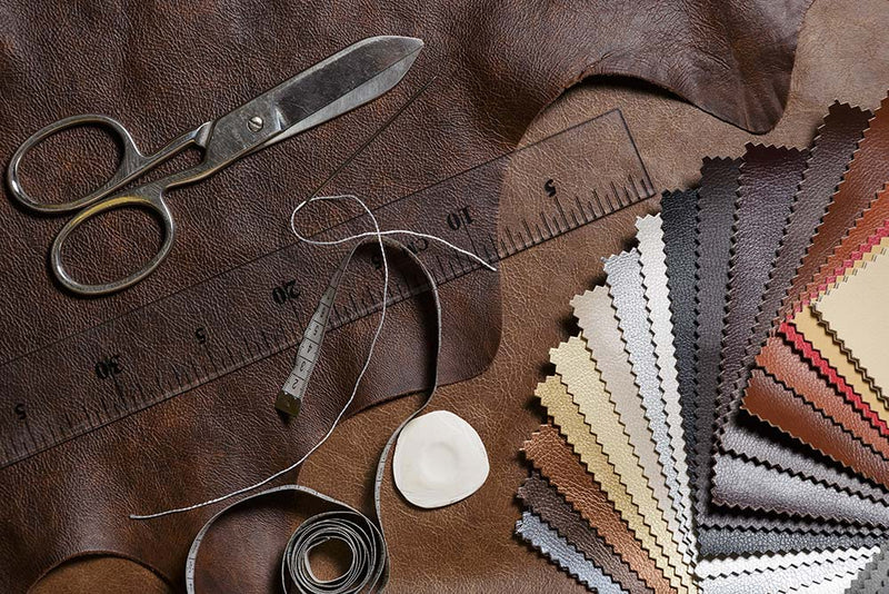 The uniqueness of handmade leather products