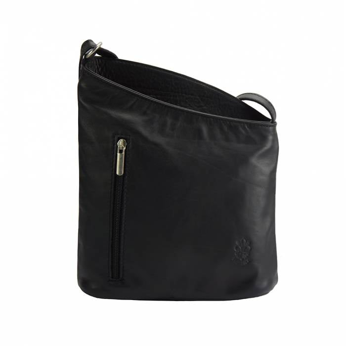 Miriam leather Cross-body bag