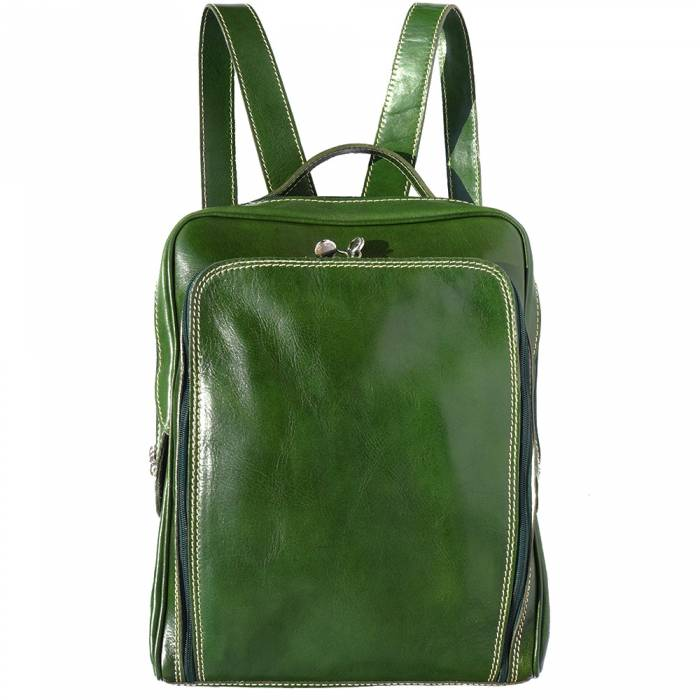 Gabriele leather backpack
