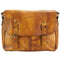 Mattia leather Messenger bag