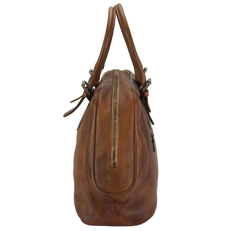Zaira Leather Handbag