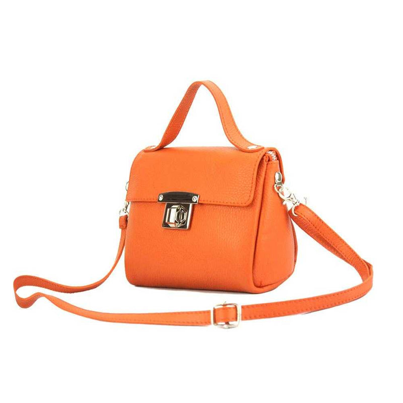 Ambra leather Handbag
