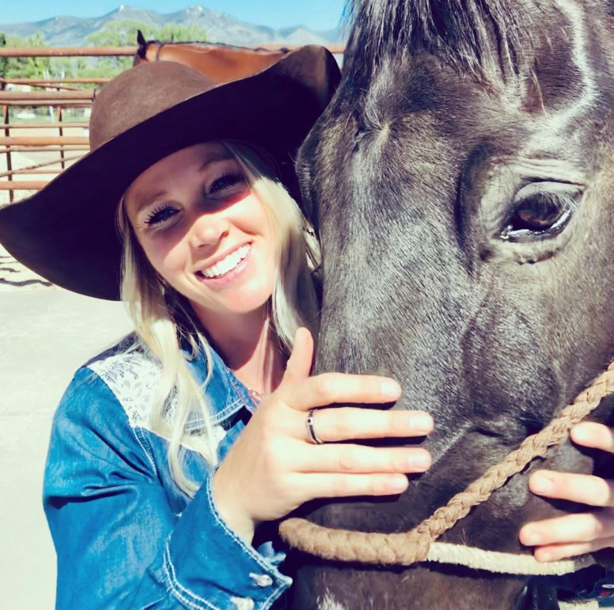 amberley snyder, power,  blaze ring, barrel racing, amberley snyder and power