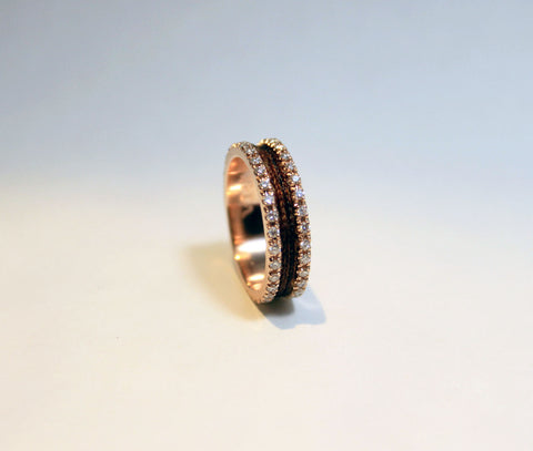 Custom horse hair ring, horsehair jewelry, horsehair bracelets