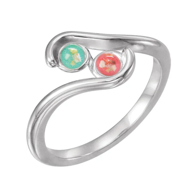 Together Forever Pearl Ring