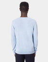 Colorful Standard Classic Merino Wool Crew Merino Crewneck Faded Pink